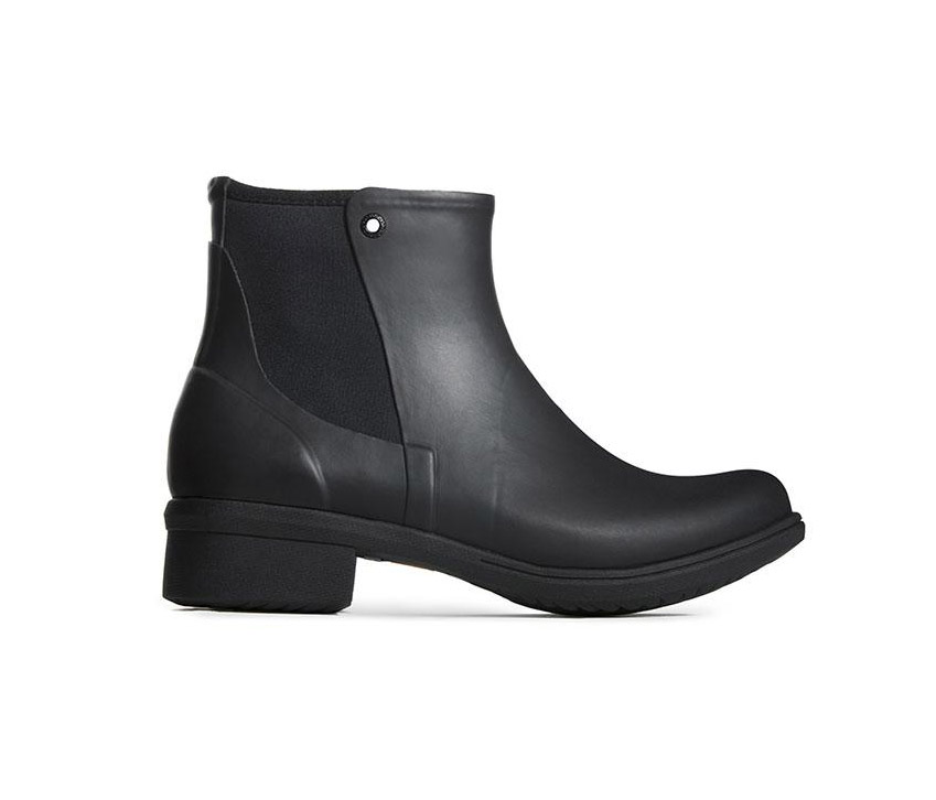 Bogs Auburn Slip-On Boot Rubber nGXO18c